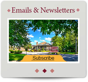Subscribe to Emails & Newsletters for Artman Lutheran Home in Ambler, PA